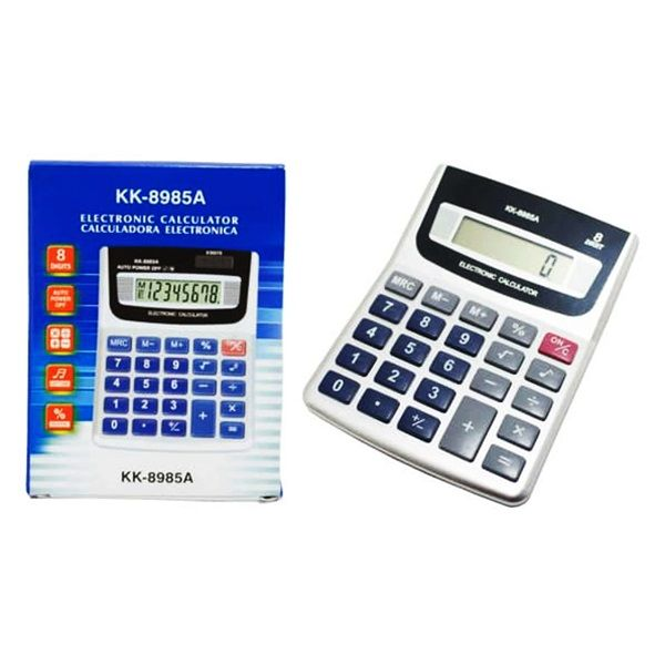 CALCULADORA MESA  8 DIGITOS